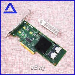NEW IT Mode LSI 9211-8i SAS SATA 8-port PCI-E 6Gb/s Controller Card USPS ship