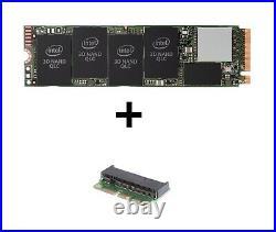 NEW Intel 660P 512GB M. 2 SSD + Sintech + Mojave for Apple MacBook Pro & Mac Pro