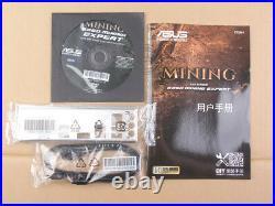 NEW Original ASUS B250 Mining Expert, Socket 1151, Intel B250 Motherboard ATX