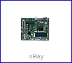 NEW SuperMicro X10SAE Motherboard LGA1150 C226 DDR3 PCIE3.0 SATA3.0 ATX