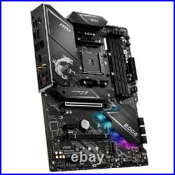 NEW unused for MSI MPG B550 GAMING EDGE WIFI AMD AM4 DDR4 HDMI ATX Motherboard