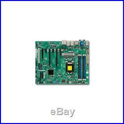 NEWSuperMicro X9SAE-V Motherboard LGA1155 Intel C216 DDR3 PCI-E3.0 SATA3 ATX