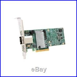NOB LSI Logic MegaRaid 9380-8e Single 8-Ports SATA/SAS PCI-Express 3.0 Controlle