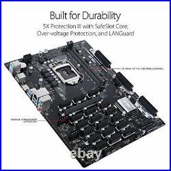 New ASUS Intel B250 equipped motherboard LGA 1151 correspondence MINING EXPERT
