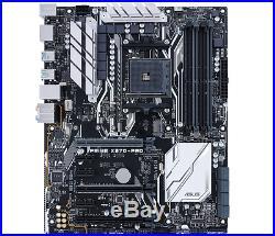 New Asus Prime X370 Pro Ryzen Motherboard Socket Amd Am4 Pci-e 3.0 Multi Gpu