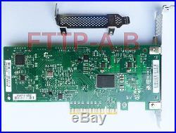 New Intel SAS 2008-8i(9211-8i) 6Gbps 8 Ports HBA PCI-E SATA RAID Controller Card