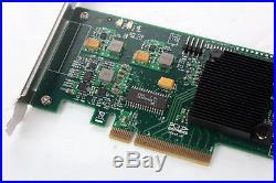 New LSI Internal SAS SATA 9211-8i 6Gbps 8 Ports HBA PCI-E RAID Controller Card