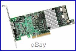New LSI MegaRAID PCI-e 3.0 x8 1GB SATA SAS RAID Controller SAS 9271-8i