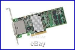 New Lsi Sata/Sas Pci-E2.0 X8 9285Cv-8E Lsi00298 Raid Controller G