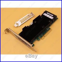 New Sealed BroadCom LSI 9361-16i 16-port PCI-e 3.0 12Gb/s RAID Controller Card