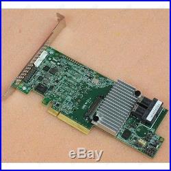 New Sealed LSI 9361-8i SAS SATA 8-port PCI-E 12Gb RAID Controller Card LSI00417