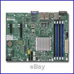 New Supermicro Motherboard MBD-A1SAM-2550F-B Atom C2550 64GB DDR3 PCI-Express SA