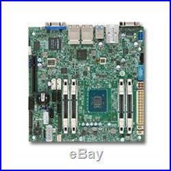New Supermicro Motherboard MBD-A1SRI-2758F-B Atom C2758 32GB DDR3 PCI Express SA