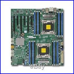New Supermicro Motherboard MBD-X10DAI-O LGA2011 E5-2600v3 C612 DDR4 PCI-Express