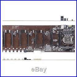 Onda B250 D8P-D3 B250 BTC-D8P Motherboard ETH ZEC ETC XMR Miner 8PCI-E DDR3 1151