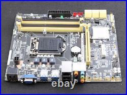 Original ASUS H97 PRO DP MB Intel H97 Motherboard LGA 1150 DDR3 USB 3.0 SATA