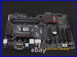 Original ASUS H97-PRO GAMER Intel H97 Motherboard LGA 1150 DDR3