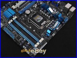 Original ASUS P8Z77-M PRO Intel Z77 Motherboard LGA 1155 H2 DDR3
