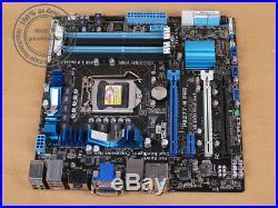 Original ASUS P8Z77-M PRO LGA 1155/Sockel H2 Intel Z77 motherboard DDR3