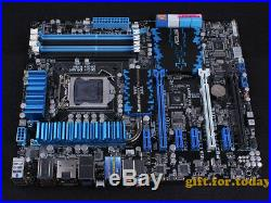 Original ASUS P8Z77-V DELUXE Intel Z77 Motherboard LGA 1155 DDR3