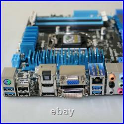 Original ASUS P8Z77-V PRO Intel Z77 Motherboard LGA 1155 DDR3 RAM HDMI+DVI+VGA