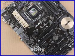 Original ASUS Z97-C LGA 1150 DDR3 Intel Z97 Motherboard USB3.0 HDMI VGA ATX