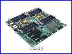 Original Supermicro X9DRI-LN4F LGA 2011 DDR3 Intel C602 Motherboard SATA3 EATX