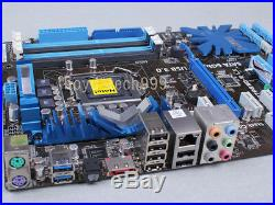 P7P55D-E LX LGA 1156/Socket H Intel Motherboard ATX