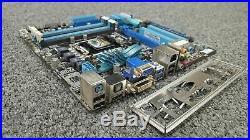 P8H67-M Pro Asus HDMI VGA DVI-D DDR3 LGA1155 Micro ATX Motherboard + I/O Shield