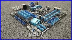 P8H67-M Pro Asus HDMI VGA DVI SATA LAN USB DDR3 LGA1155 Motherboard + I/O Shield