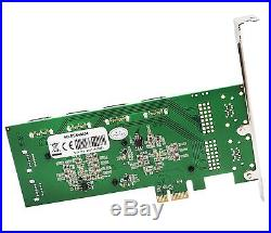 PCI-E 8-Port Internal SATA 6Gbps Dual Chipset PCI-E V2.0 x1 slot controller card
