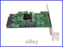 PCI EXPRESS Controller Card PCI-E 4 PORTS SATA 3 (III) MARVELL CHIPSET 88SE9230