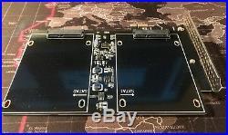 PCIE Dual Slot SATA III 2x SSD 2.5 Adaptateur Card Adaptor Mac Pro 2006-2012