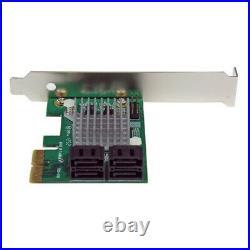 PEXSAT34RH StarTech. Com 4 Port SATA III RAID Controller PCI Express Schnitts D