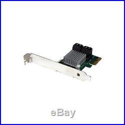 PEXSAT34RH Startech Card, 4 Port Pci-E SATA6Gbps Raid