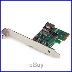 PEXSAT34SFF Startech PCI Express 2.0 SATA III RAID Controller Card