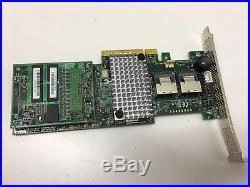 PP1508 LSI Logic 9270-8i MegaRAID Adapter PCI-e 3.0, SATA III/SAS, 1GB DDR3 Spe