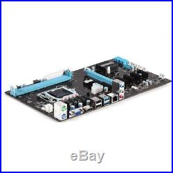 Pro 6 GPU Dual-Channel Mode 1150 Mining Motherboard with 6 PCI Express Slots BT