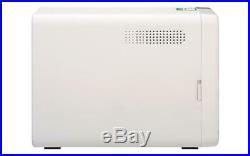 QNAP Serwer QNAP TS-251B-2G Jack 3,5mm, PCI-E, RJ-45, SATA III, USB 2.0, USB 3
