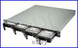 QNAP Serwer QNAP TS-453BU-4G (PCI-E, SATA III, USB 3.0)