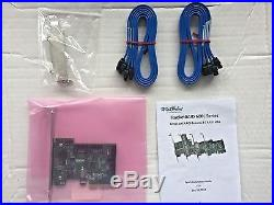 RocketRAID 640L 4-Port 6Gb/s SATA PCI-Express 2.0 RAID Host Adapter