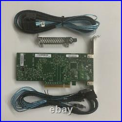 SAS3008 9300-8I Host Bus Adapter PCI-E 3.0 8-Port SAS3 12Gb/s +2X 8643 to SATA