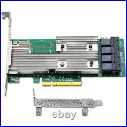 SAS9305-16i LSI Logic 12GB/S 05-25703-00 16-Port PCI-e 3.0 SAS RAID Controller