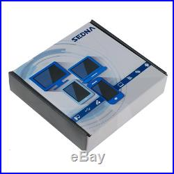 SEDNA PCI Express Dual mSATA III (6G) SSD Adapter with low profile bracket SS