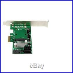 STARTECH. COM 3 Port PCI Express 2.0 SATA III 6Gb/s Raid Controller K PEXMSATA343