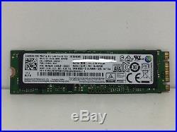 Samsung 512GB PCI-e SATA M. 2 2280 SSD Solid Slate Drive PM871a MZNLN512HMJP