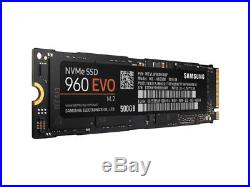 Samsung 960 EVO NVMe M. 2 500GB 500GB M. 2 PCI Express