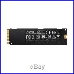 Samsung 960 Evo 1TB NVMe M. 2 PCI-Express 2280 Internal SSD 1T MZ-V6E1T0BW