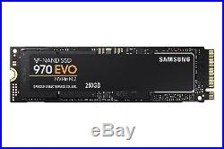 Samsung 970 EVO 250GB 2280 V-NAND M  2 PCI Express Solid