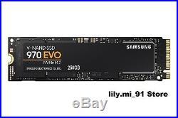 Samsung 970 EVO 250GB Internal PCI Express 3.0 x4 NVMe M. 2 V-NAND SSD MZ-V7E250